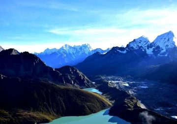 Everest Gokyo Lake