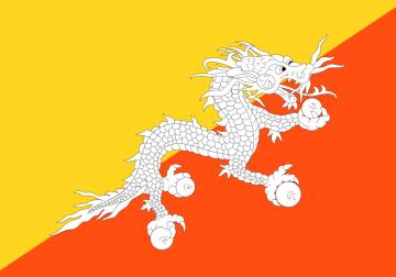 FlagofBhutan. (2)